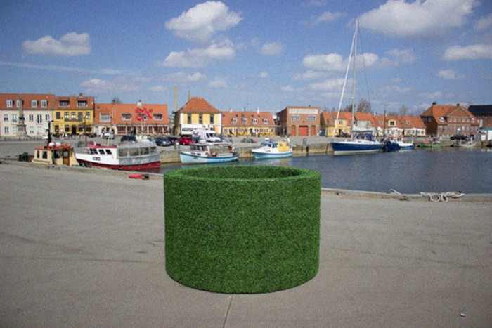 Rotating Hedge Soren Dahlgaard