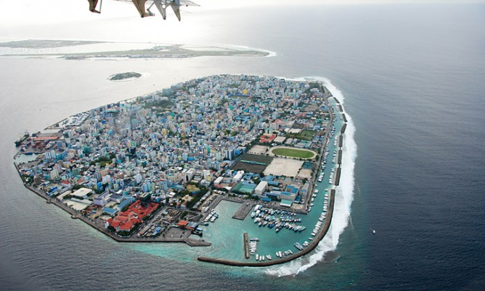 Growing Vegetables On A Coral Island Maldives S Ren