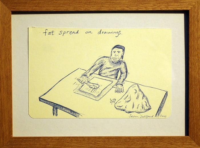 Fat spread drawing 10x15cm copy