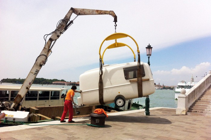 caravan transportweb