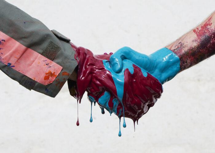 Handshake with paint_crop